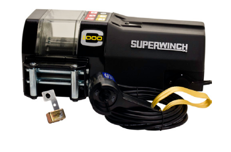 Superwinch Hijslier 12 En 24 VDC